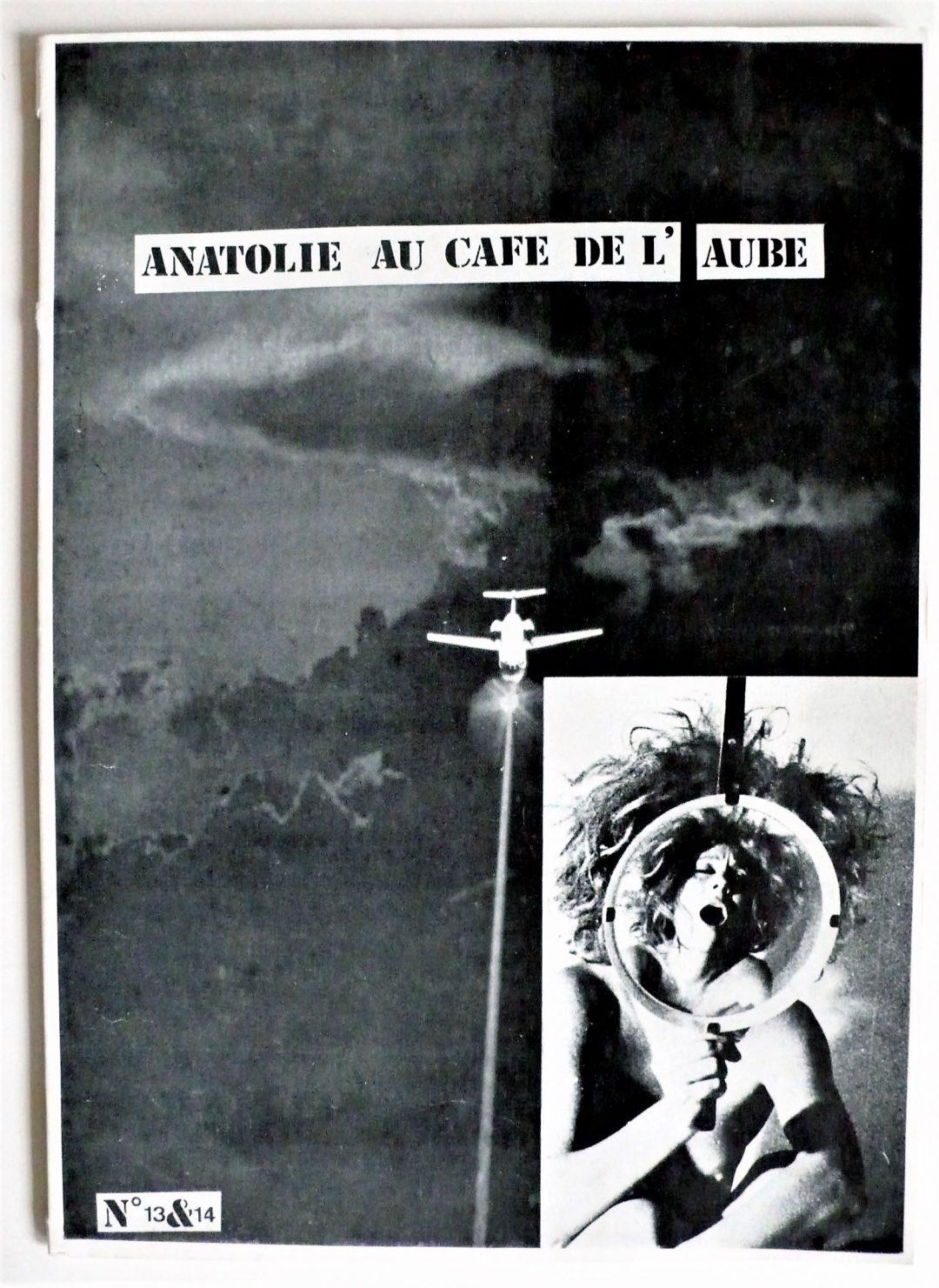 Anatolie au café de l'aube