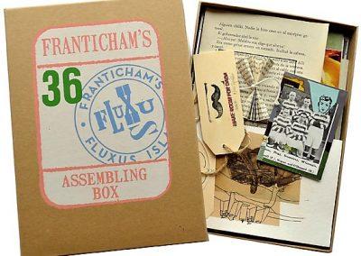 Franticham's Assembling Box