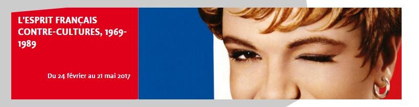 L'esprit français: contre-cultures, 1969-1989