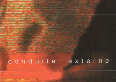 Conduite externe