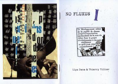 NO FLUXUS / I – Llys Dana/Thierry Tillier