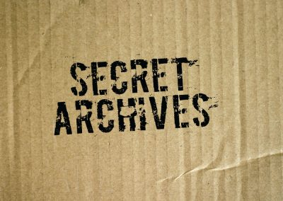 Secret Archives