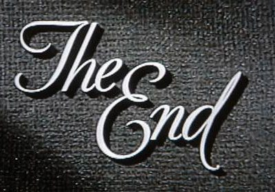 The end #001