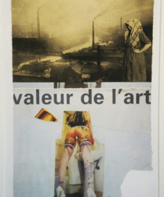 Charleroi, valeur de l'art