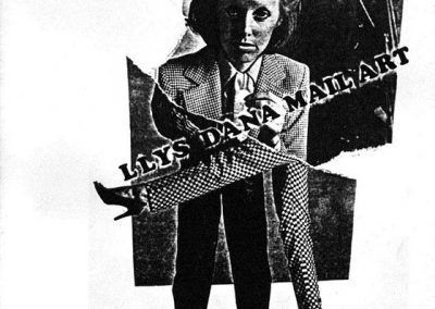Llys Dana Mail Art