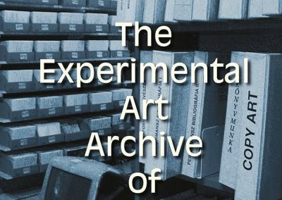ARTPOOL – The Experimental Art Archive of East-Central Europe