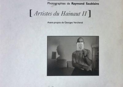 L'Oeil dans l'atelier – Les Artistes du Hainaut II
