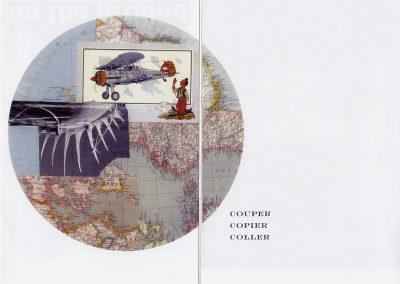 Couper, Copier, Coller
