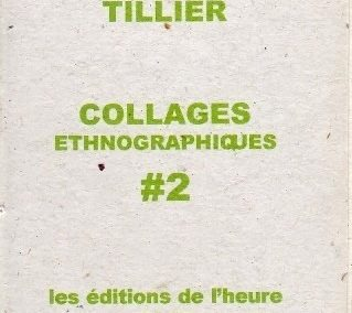 Collages ethnographiques #2