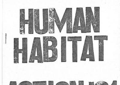 Human Habitat