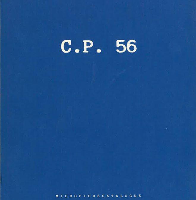 Born To Survive / Commonpress Retrospektive, Commonpress No. 56