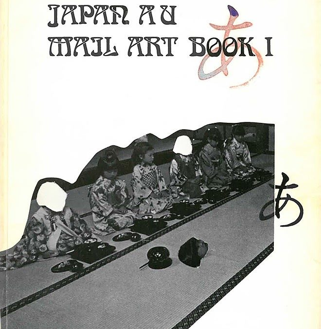 Japan A.U. Mail Art, Book I