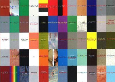 100 titres , une collection : L'art en écrit