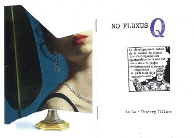 NO FLUXUS / Q – Lu Lu / Thierry Tillier