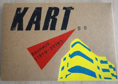 KART 98 – 100 Years of Bauhaus