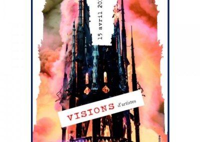 15 avril 2019. Visions d'artistes