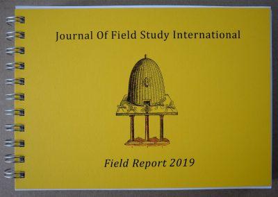Field Report 2019 – Journal of Field Study International